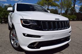 used jeep grand cherokee for sale 2015 jeep grand cherokee srt sport utility 4 door 6 4l 4wd navi