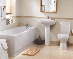 luxury bathroom suites ideas with wallpaper