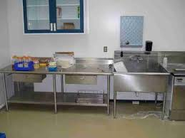 used stainless steel tables for sale triad scientific laboratory carts stainless steel sink and table used