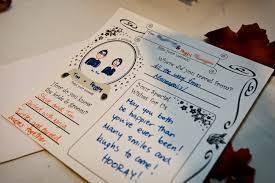ideas for wedding guest book guest book template