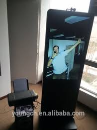 Photo Booth Buy Vertical Totem Digital Signage For Multimedia Content Photobooth