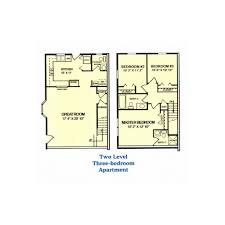 middletown apartments floor plans