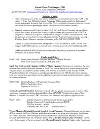 It Resumes Samples Analytical Chemist Resume Sample Sample Chemist Resume Resume Cv
