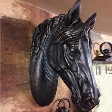Horse Bridle Decorations Horse Head Sculpture Horse Head Sculpture Suppliers And