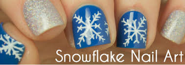 step by step christmas snowflake easy nail art design zestymag