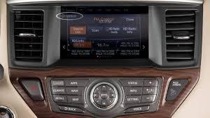 nissan pathfinder warranty 2017 2017 nissan pathfinder audio system with navigation type a if