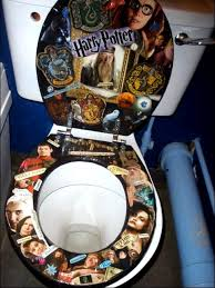 themed toilet seats 11 nerdy toilet seats mental floss