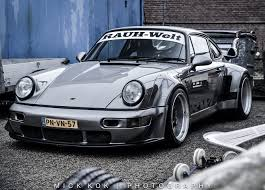 porsche 964 wide body rwb europe woerden rauh welt begriff europe