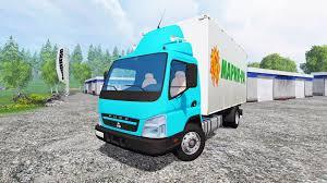 mitsubishi truck 2015 mitsubishi fuso maria ra for farming simulator 2015