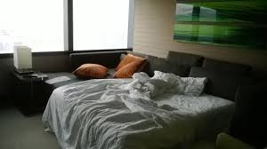 vdara 2 bedroom suite speciality 2 bedroom suite living room sofa bed picture of vdara