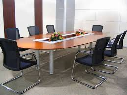 Small Boardroom Table Office Conference Table Crafts Home
