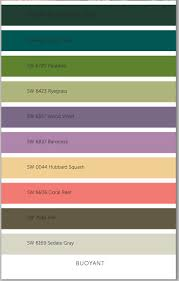 color forecast 26 best color images on pinterest color palettes house paint