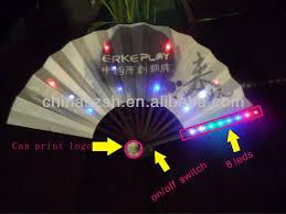 folding fans bulk hot selling folding fans neon party favors fans bulk