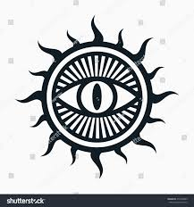 stock vector occult symbol eye in sun symbol 276764669 jpg 1500