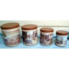 kitchen canister sets australia retro kitchen canisters treats and treasures