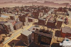 pubg desert map pubg s next map will feature a dense urban jungle polygon