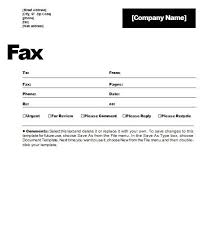 free fax cover sheet template word 2007 aiyin template source
