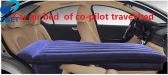 Blue Car Bed Aliexpress Com Buy Zwet Inflatable Car Bed For Blue Of Co Pilot