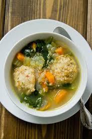 italian wedding soup with quinoa love u0026 zest