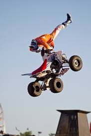 freestyle motocross ramps freestyle quad star cody elkins joins the st pete action sports