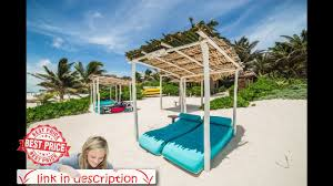 my way boutique hotel tulum mexico youtube