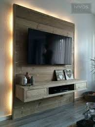 Interior Design Ideas For Tv Wall by 18 Chic And Modern Tv Wall Mount Ideas For Living Room Floating