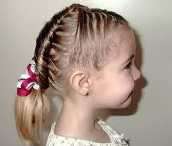 hairstyle for kids girls short hair kindergarten graduation