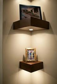 Wooden Shelf Diy by Best 25 Diy Corner Shelf Ideas On Pinterest Corner Shelf