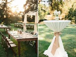Rustic Backyard Wedding Ideas Diy Backyard Wedding Ideas Cool With Image Of Diy Backyard