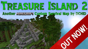 Survival Maps Treasure Island A Custom Survival Map Maps Mapping And Modding