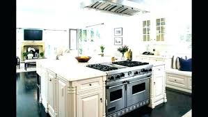 kitchen islands with stove top kitchen island with oven kitchen island with stove top medium size