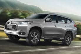 mitsubishi sports car 2016 mitsubishi montero sport tops mid sized suv sales in february