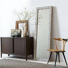 Floor To Ceiling Mirror by Floor Mirrors West Elm