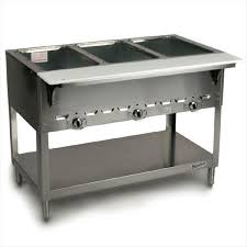 electric table top steam table duke aerohot steam table home decorating ideas