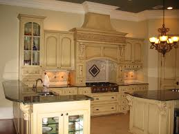 Tuscan Style Flooring by Decorating Above Kitchen Cabinets Cabinets White High Gloss Soow