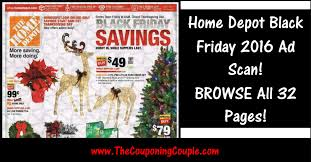 target black friday ad 2016 printable home depot black friday 2016 ad browse all 32 pages
