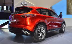 mazda new model 2016 mazda minagi concept previews cx 5 small crossover new kodo