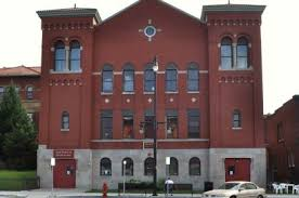the franciscan church of the assumption syracuse new york