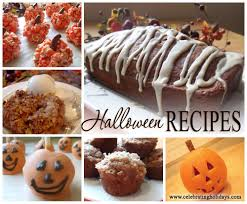 halloween cookbook halloween recipes celebrating holidays