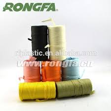colored raffia colored craft rope wholesale craft rope suppliers alibaba