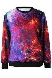 galaxy sweater galaxy print stylish sweatshirt hoodies sweatshirts for