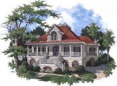 Southern Low Country House Plans Georgia River House Cowart Group Coastal Living House Plans