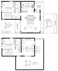 modern home plan floor plan modern contemporary home design plans house floor plan