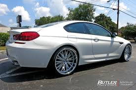 custom bmw m6 bmw m6 with 22in tsw monaco wheels exclusively from butler tires