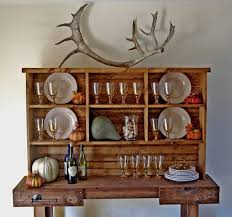 The Work Bench Ana White Rustic Hutch For The Workbench Console Diy Projects