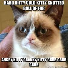 Bad Kitty Meme - 4 different versions of the big bang theory soft kitty sharocity