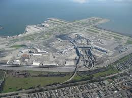 Map Of Jfk Airport New York by San Francisco International Airport Wikipedia