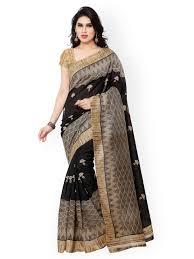 sarees collection buy ladies sarees designer sari online myntra