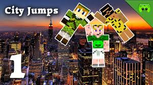Alle Folgen Minecraft Shifted Coolgals Minecraft Adventure Map 1 City Jumps Let S Play Minecraft