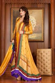 yellow color party dress exclusive online boutique